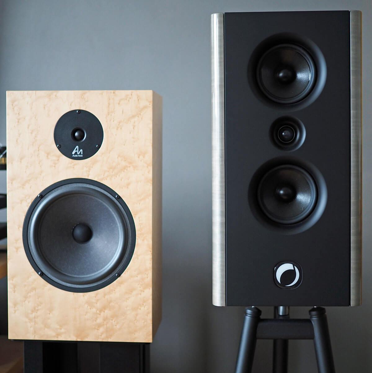 Audio Note und Grandinote