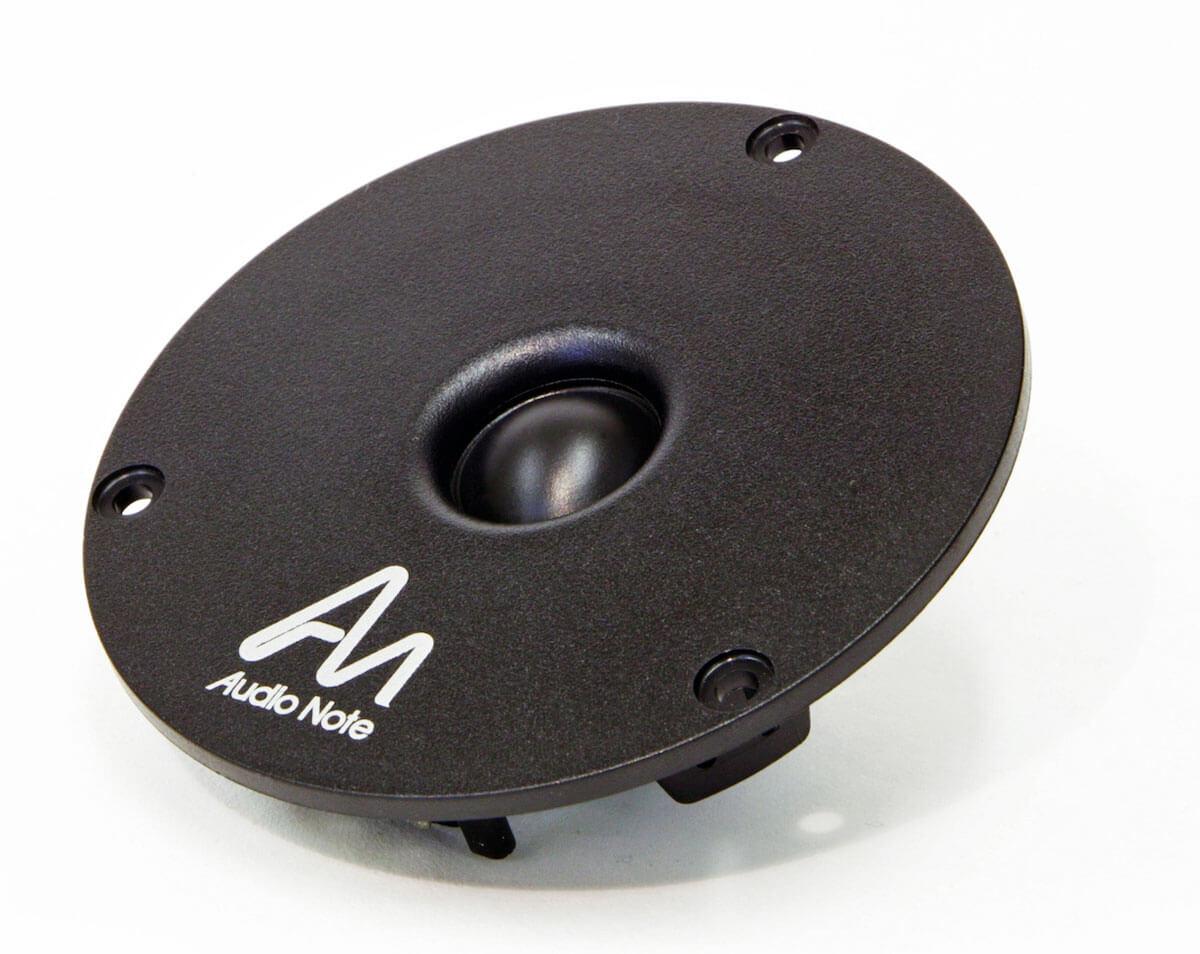 Audio Note AN-K/SPe: Hochtöner ausgebaut