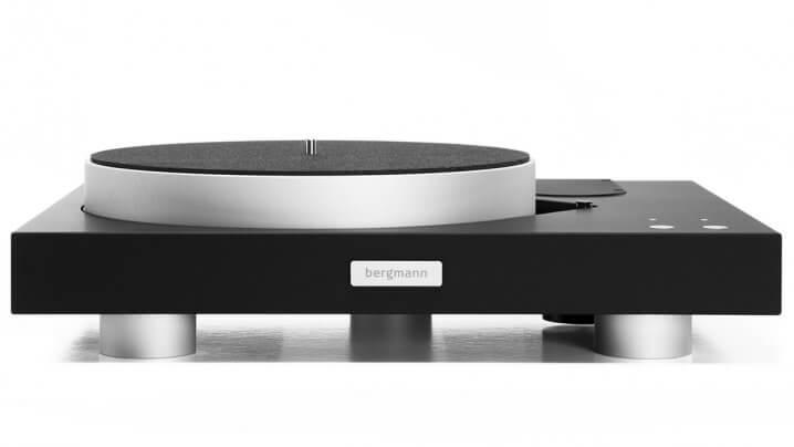 Bergmann Audio Modi Plattenspieler mit Luftlagerung