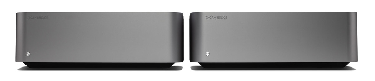 Cambridge Audio Edge M von vorne
