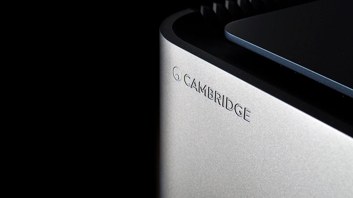 Cambridge Audio Edge M: Logo