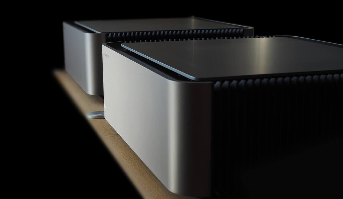 Cambridge Audio Edge M: Mono-Endverstärker-Paar