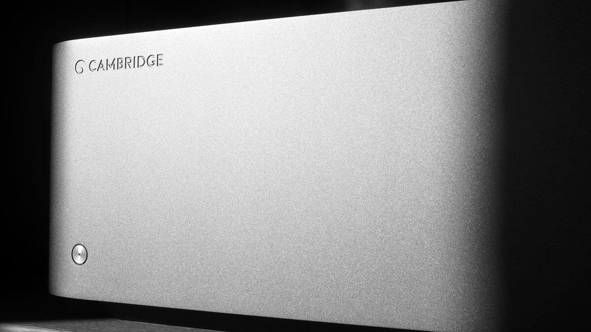 Cambridge Audio Edge M Frontansicht