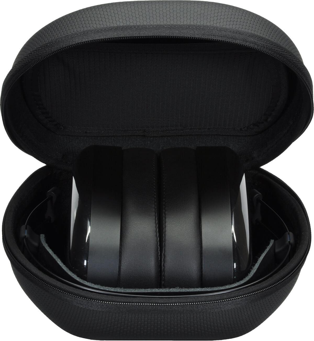 Dan Clark Audio ÆON 2 Noire Kopfhörer zusammengelegt