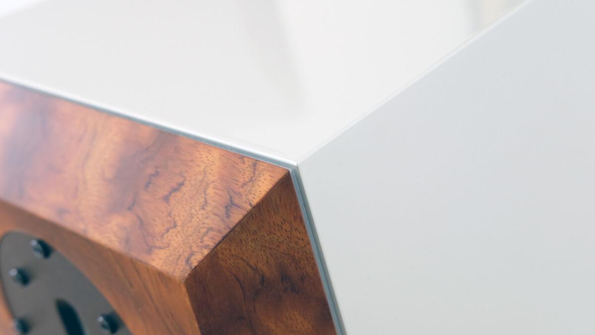 Ikon Avara – Final Edition: Gehäusedetail