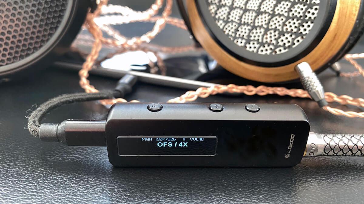 Lotoo PAW S1 und Sendy Audio Aiva