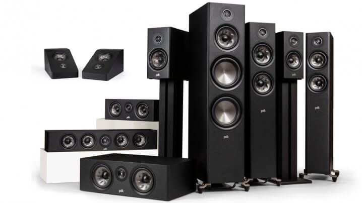 Polk Audio Reserve Lautsprecherserie