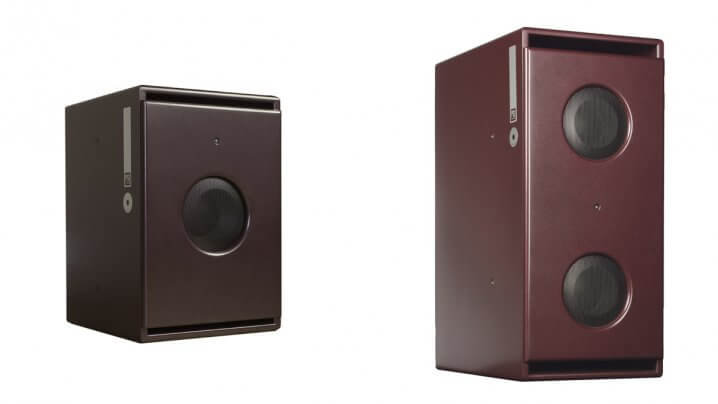 PSI Audio A125-M und A225-M Subwoofer