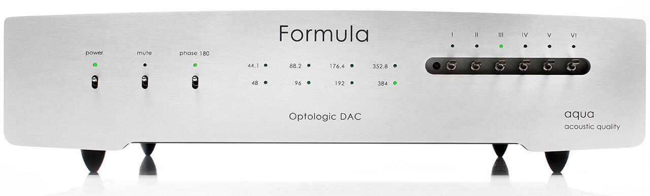 Aqua Formula xHD Rev.2 - Front