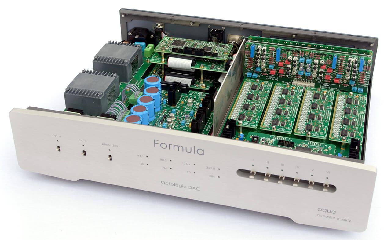 Aqua Formula xHD Rev. 2 ohne Haube