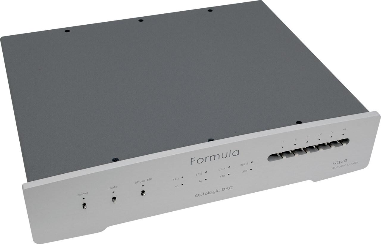 Der Aqua Formula xHD Rev.2 ist ein sogenannter NOS-Ladder-DAC