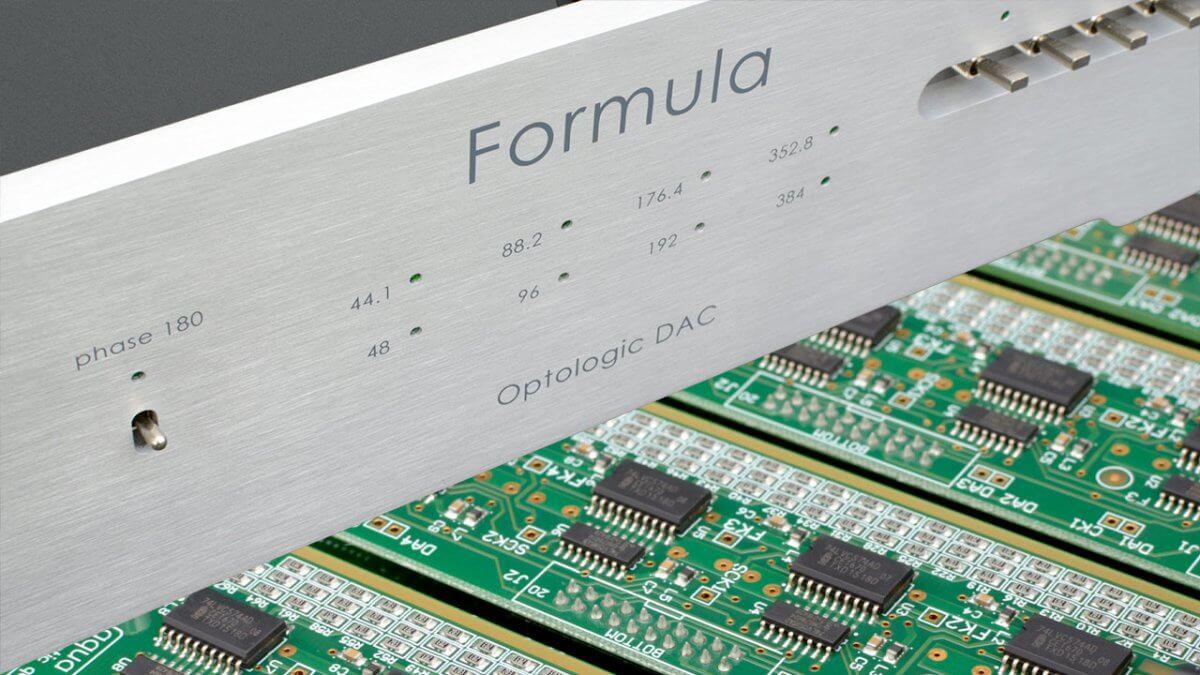 Aqua Formula xHD Rev.2 - Ladder-DAC im Test