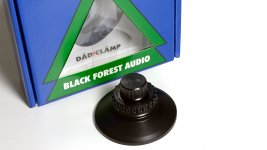 Black Forest Audio DÄD!CLÄMP - Plattentellerklemme