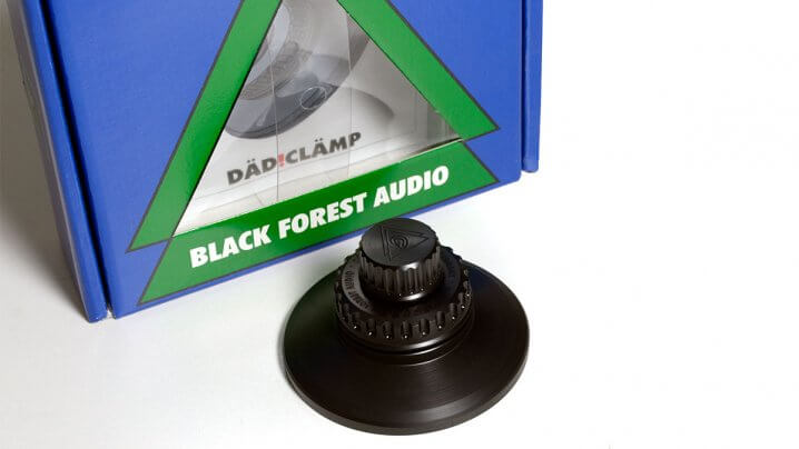 Black Forest Audio DÄD!CLÄMP - Plattentellerklemme