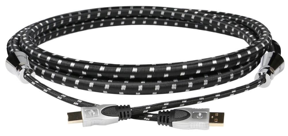 USB-Kabel Boaacoustic Evolution Black.usb2.0
