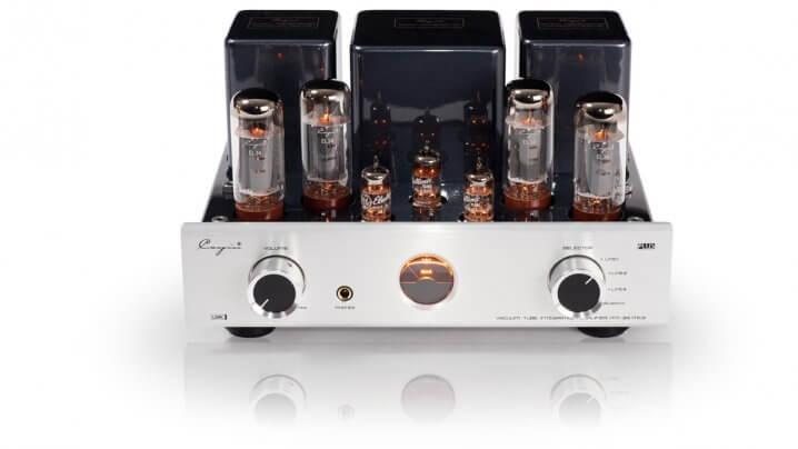 Cayin MT-35 MK2 PLUS, MT-50 PLUS und MA-80 Selection Plus Röhrenverstärker
