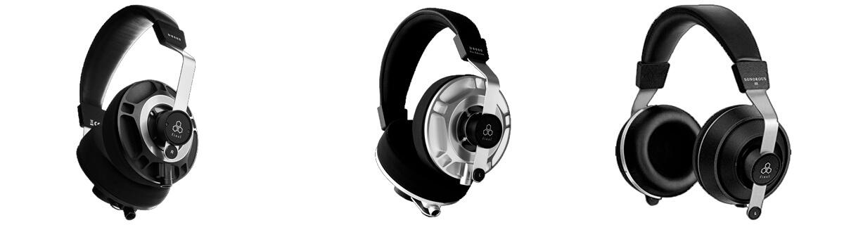 Final Kopfhörer bei Audio Trade Over-Ear-Modelle