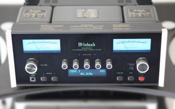McIntosh MA8900 AC Verstärker im Test