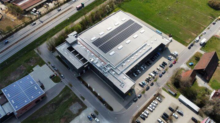 Nubert nachhaltig: Klimabilanz verbessern mit Photovoltaik