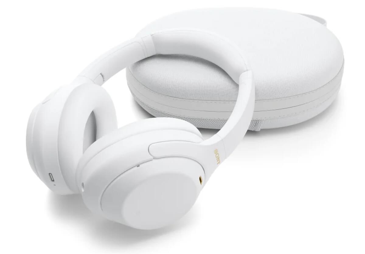 Sony WH-1000XM4 Silent White Edition Kopfhörer
