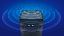 Sony SRS-XP700, SRS-XP500 und SRS-XG500 Bluetooth-Lautsprecher