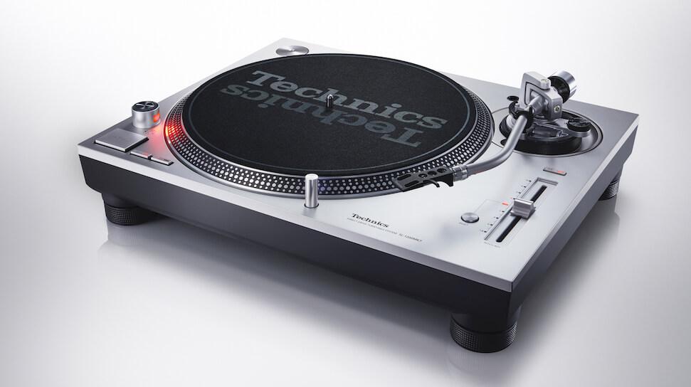 SL-1200MK7 Plattenspieler in Silber