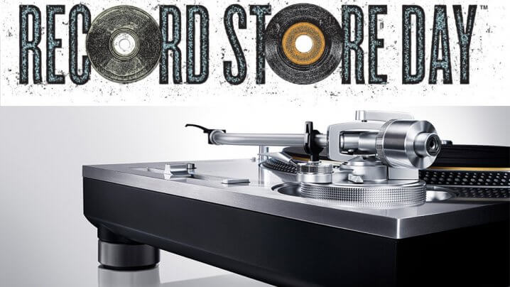 Technics Record Store Days