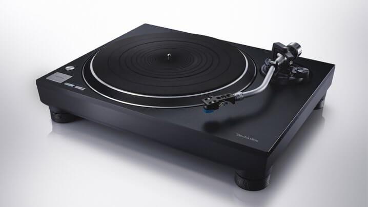 Technics SL-100C Schallplattenspieler