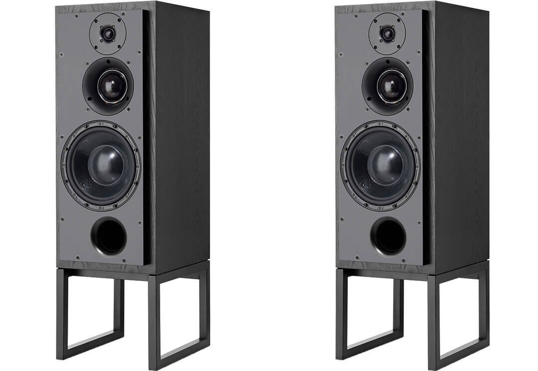 ATC-SCM50PSL - viel klassischer kann ein Lautsprecher kaum aussehen