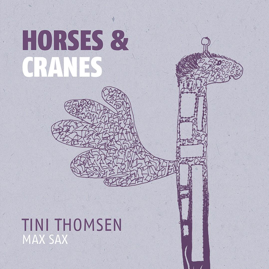 Tini Thomsen MaxSax Horses & Cranes