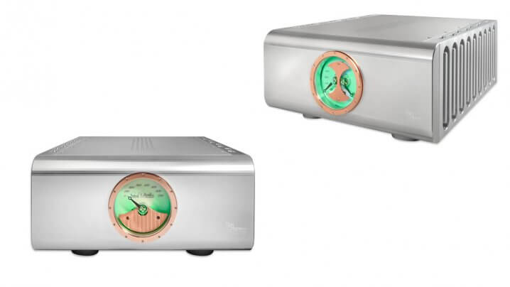 Dan D'Agostino M550 Monoendverstärker und S350 Stereo-Endstufe