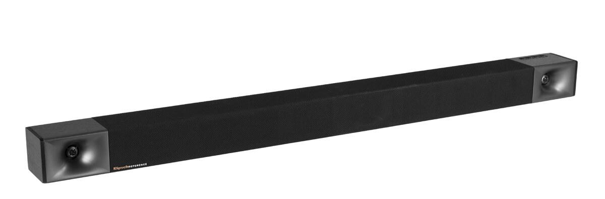 Auch der Klipsch Cinema 600 bietet die typischen Tractrix-Hornvorsätze
