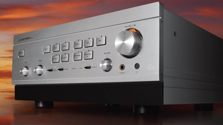 Luxman L-595A Special Edition Vollverstärker