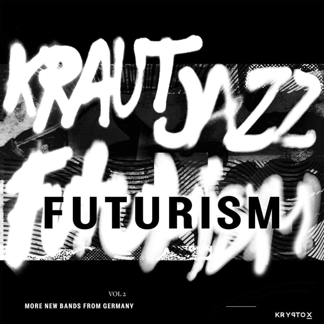 Mathias Modica presents Kraut Jazz Futurism Vol. 2