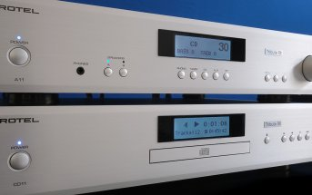 Vollverstärker Rotel A11 Tribute & CD-Player Rotel CD11 Tribute