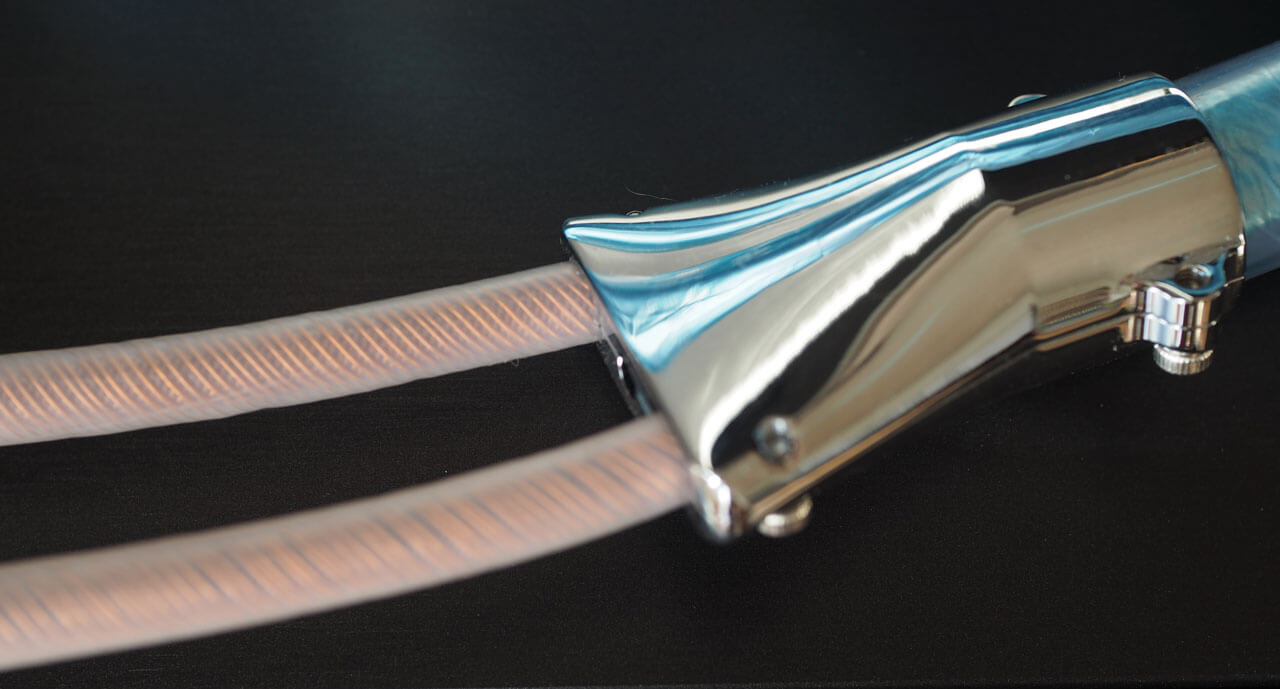 Supra Sword Excalibur mit Kabelsplitter aus Metall