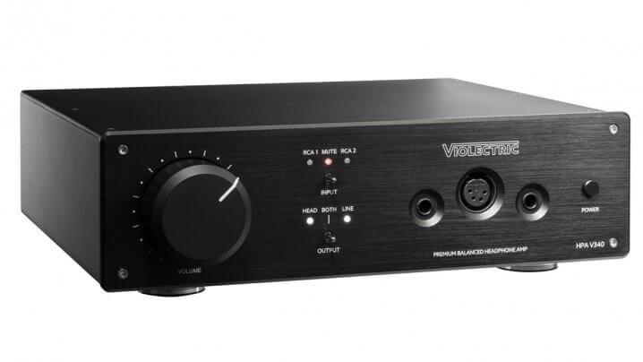 Violectric HPA V340 Kopfhörerverstärker