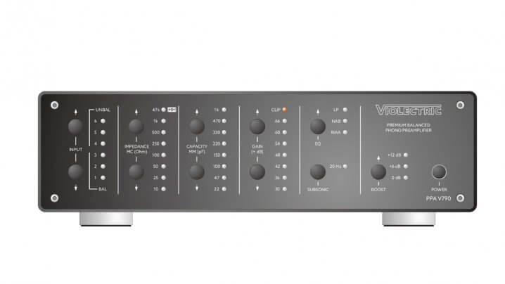 Violectric PPA V790 Phonovorstufe