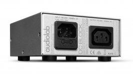 Audiolab DC Block Netzfilter