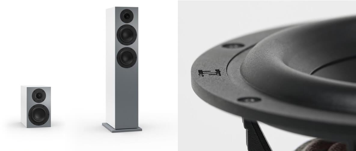 Nubert nuBoxx B-30 und nuBoxx B-60 Lautsprecher