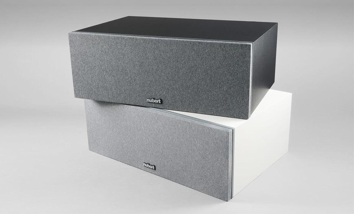 Nubert nuBoxx Lautsprecher: Farbvarianten