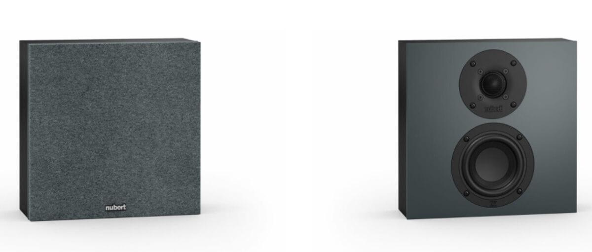 Nubert nuBoxx Lautsprecherserie - die Wandlautsprecher