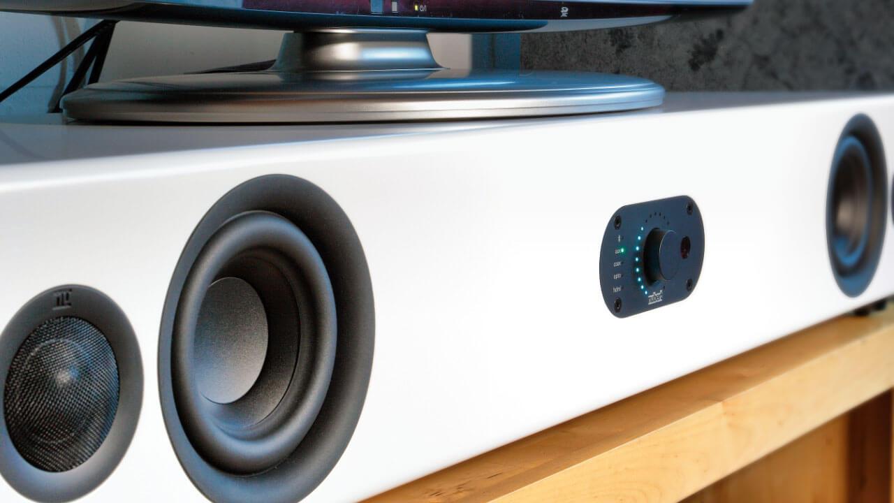 Nubert nuPro AS-3500 Soundbar - Stellfläche für Fernseher