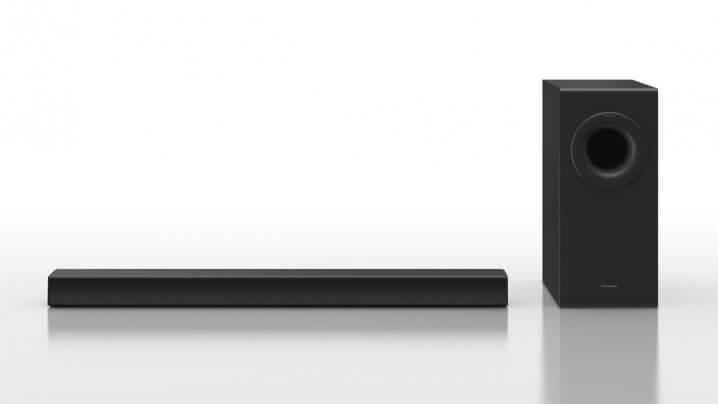 Panasonic SC-HTB496 Soundbar
