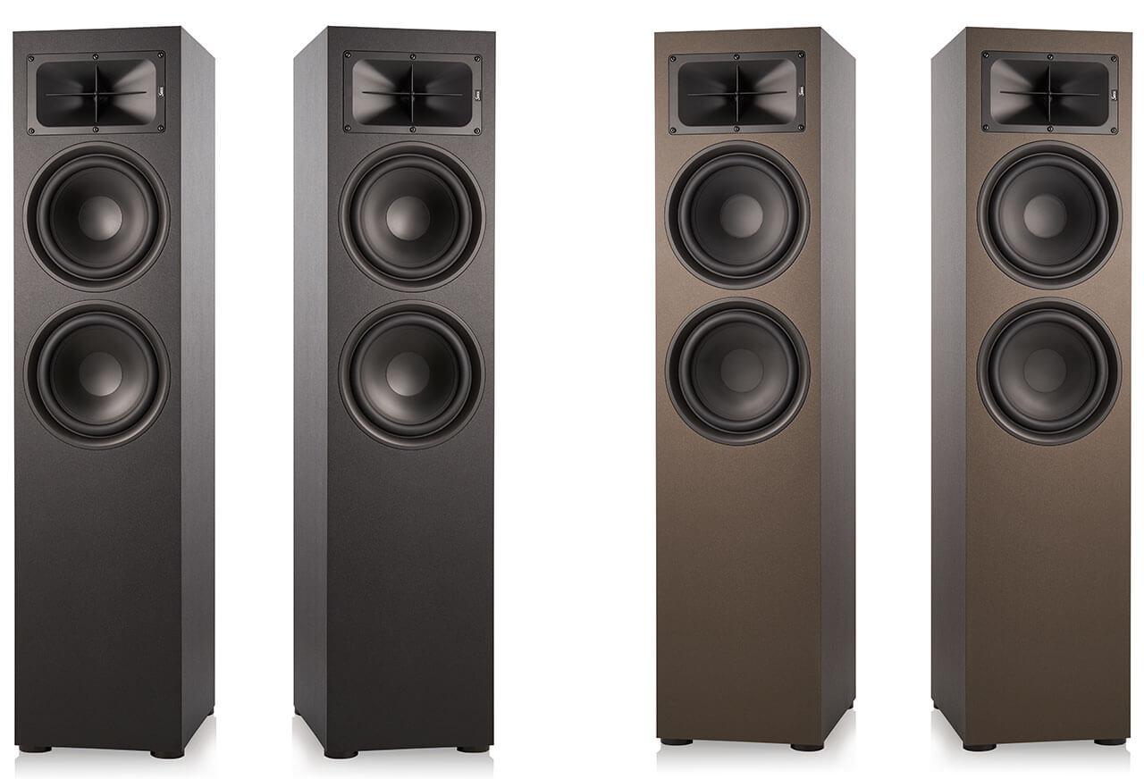 Die Saxx Truesound TS 900 sind in schwarzer und bronzener Ausführung zu haben