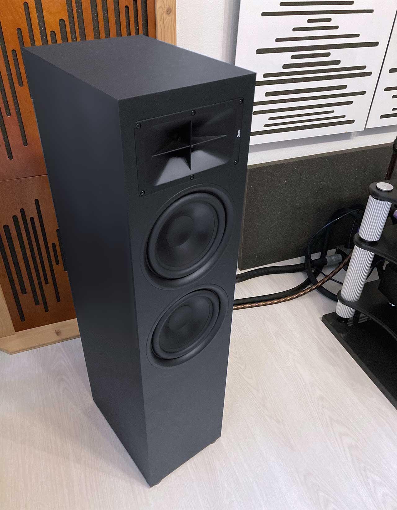 Saxx Truesound TS 900 im Hörraum
