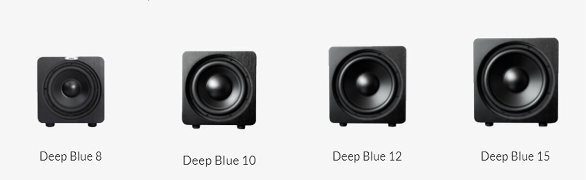 Velodyne Deep Blue Serie