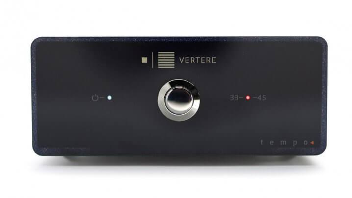Vertere Acoustics Tempo Motorsteuerung: Für den optimalen Vinyl-Antrieb