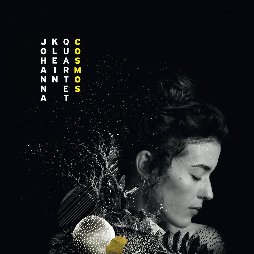Johanna Klein Quartet Cosmos Cover