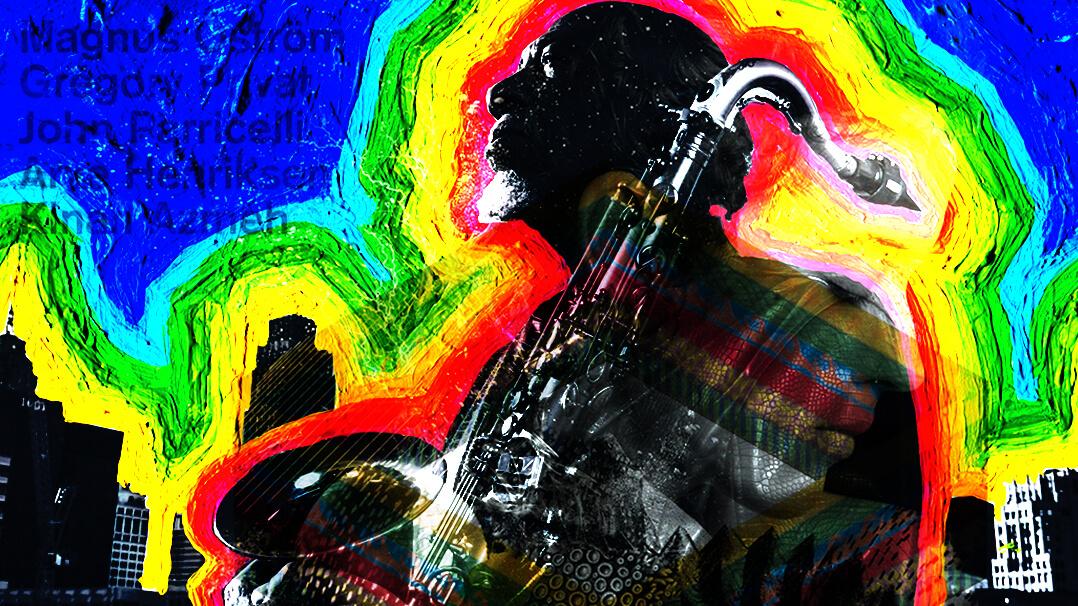 Johanna Klein Quartett Liberetto Dave McMurray ts